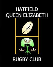 Hatfield QE RFC Logo